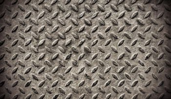 Brushed Aluminum Plate Texture Cheap Royalty Free